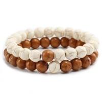 Kintsugi Natural Stone Distance Bracelets [Set of 2] [13 Variants]