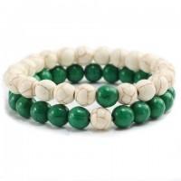 Style: Green & Cream