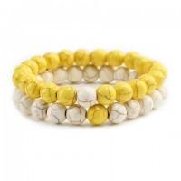 Style: Yellow & Cream