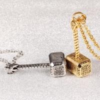 Vintage Thor Hammer Pendant Necklace [2 Variants]