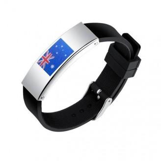 Support Australia Adjustable Bracelet