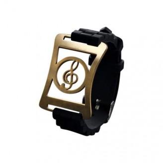 Minimalist Musical G Clef Bracelet [2 Variants]