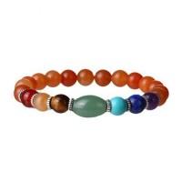 Yoga Chakra Natural Stone Bracelets [9 Variants]