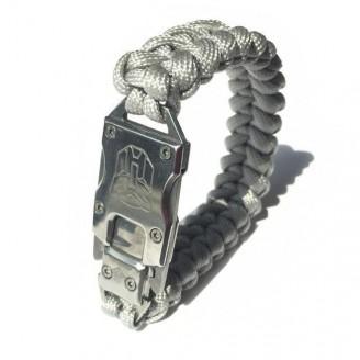 Men's Outdoor Survival Paracord Bracelet [5 Variants]