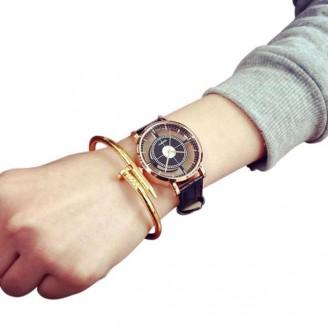 Trendy Transparent Couple Watch [3 Variants]