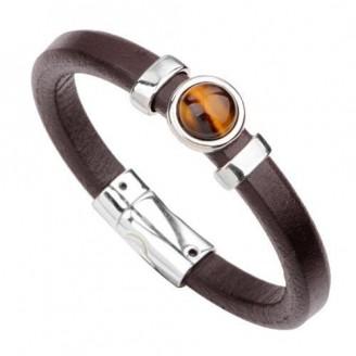 Leather Tungsten Steel Solar System Bracelets [5 Variants]