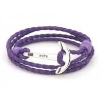 Color: Purple and Silver