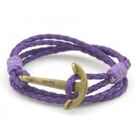 Color: Purple and Bronze