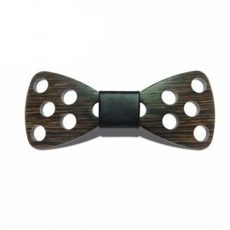Dashing Dew Handmade Wooden Bow Tie [20 Variants]