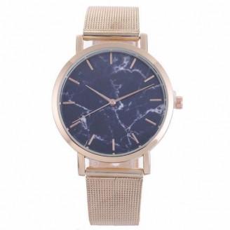 Pristine Primrose Shock Resistant Marble Watch