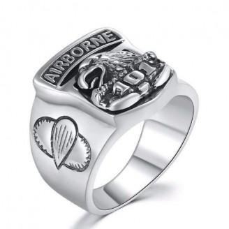 Memphis Belle Marvel Silver Ring