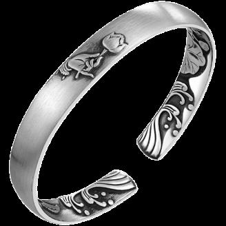 Eden Rose Sunsprite Silver Bracelet