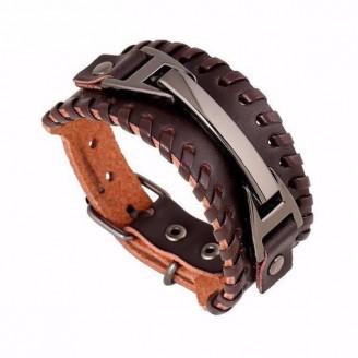 Winter Sonata Adjustable Leather Bracelet [10 Variants]