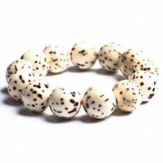 Lush Caramel Tibetan Prayer Bracelet