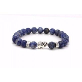 Poseidon Sapphire Elephant Healing Bracelet [3 Variants]