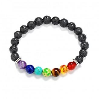Prismatic Yoga Reiki Chakra Bracelets [9 Variants]