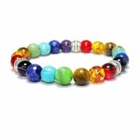 Polychromatic Chakra Bracelet