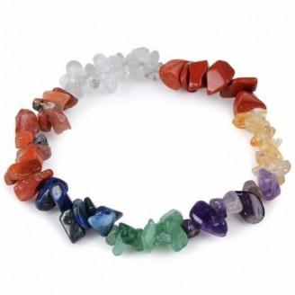 Chakra Healing Crystal Bracelets [8 Variants]