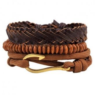 Retro Stackable Bracelet Set [10 Variations]