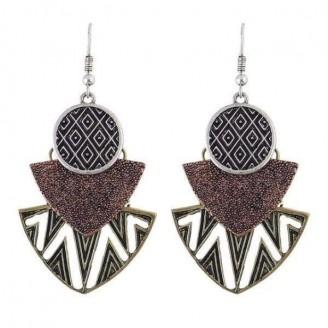 Bold Boho Pendants Earrings [2 variants]