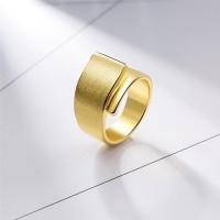 Modern Golden Fashionista Ring