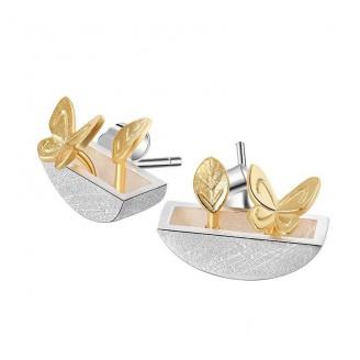 Sweet Garden Sterling Silver Earrings