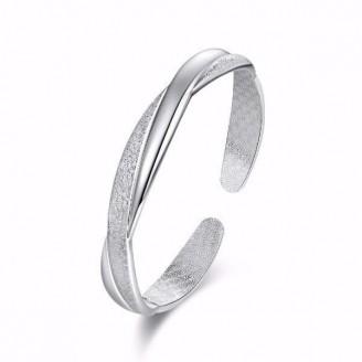 Sophia Matilda Royal Silver Bracelet