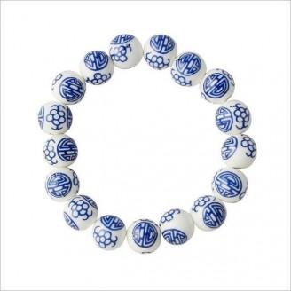 Ceramic Porcelain Painting Bracelet