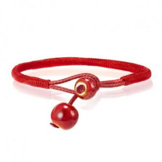 7 Awareness Ceramic Color String Bracelets [Sets of 2]