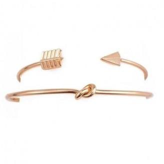 Flower of Aquarius Bohemian Women's Bracelet Set [2 Variants] [Set of 2]
