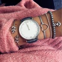 Hope of Spring's Eternal Love Bohemian Women's Bracelet Place [7 Variants] [Set of 4]