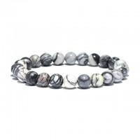 Health Essence Stone Beads Mantra Bracelet [8 Variants]