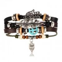 Vintage Punk Charm Boho Stack Bracelets [10 Variants]