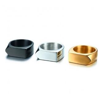 Psyche Healing Energy Titanium Ring [3 Colors]