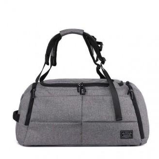 Anti-Theft Waterproof Casual Duffel Bag [2 Variants]