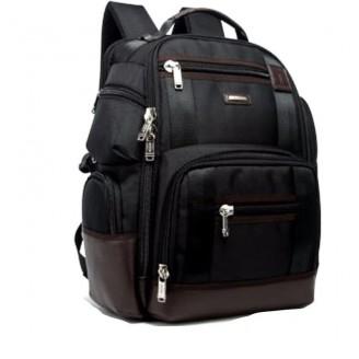 Large Capacity Classical Art Nouveau Travel Laptop Backpack