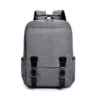 Large Nylon Leisure Bolsas School Backpack [3 Variants]