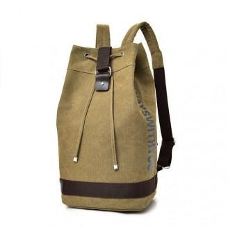 Large Capacity Rucksack School Backpack [4 Variants]