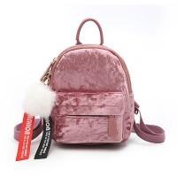 Velvet Mini Backpack [4 Variants]