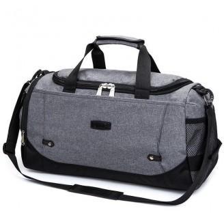 Large Capacity Waterproof Nylon Weekend Bag [5 Variants]