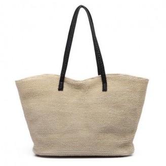 Designer Woven Tote Bag [3 Variants]