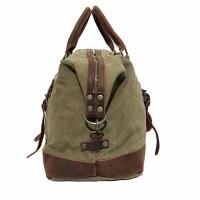 Vintage Luggage Travel Duffel Bag [4 Variants]