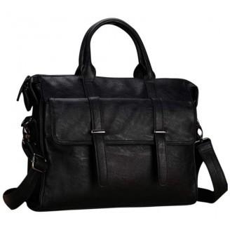 Casual Designer Leather Bag [2 Variants]