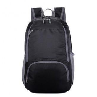 Casual Foldable Waterproof Backpack [6 Variants]