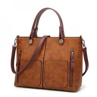 Casual Messenger Shoulder Women's Bag [5 Variants]
